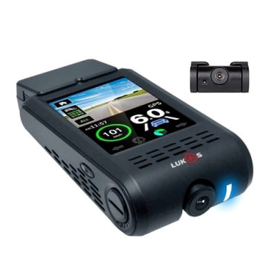 Lukas K900 QD - Professional Commercial Dash camera